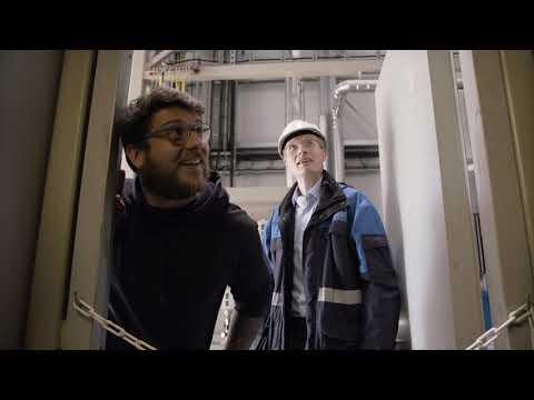 Energie aber wie? Folge 01 - Elektrodenheizkessel - Stadtwerke Flensburg