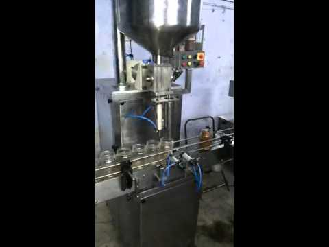 Pickle Filling Machine