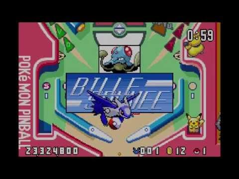 Pokémon Pinball : Rubis & Saphir Wii U