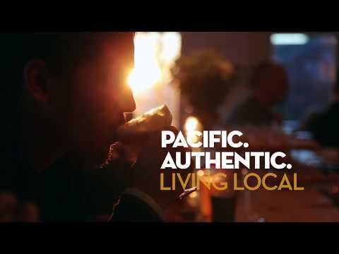 Richmond BC. Pacific. Authentic. Living Local (видео)