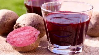 Benefit Of Drinking Beet Juice Daily