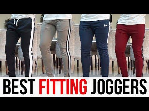 BEST FITTING JOGGERS FOR MEN IN 2018 (Nike, Jack & Jones, Asos & More)