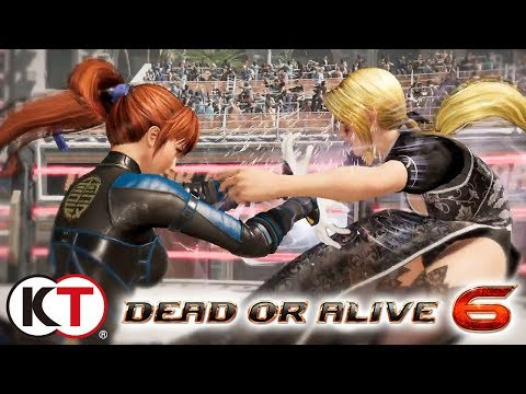 DEAD OR ALIVE 6 -- Reveal Trailer thumbnail