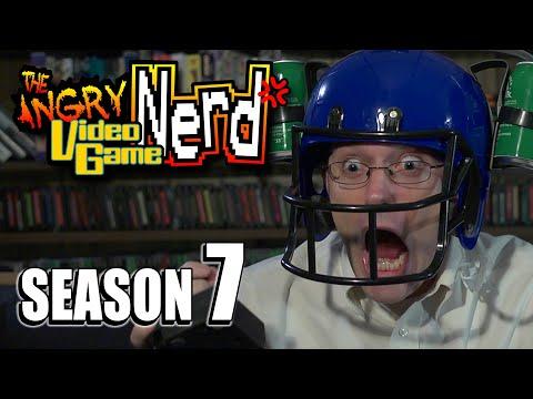 Angry Video Game Nerd - Season 7 (AVGN Full Season Seven)