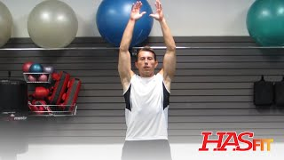 Dynamic Stretching Warm Up Exercises Before Workout - Warmup Workout Routine Stretches by HASfit