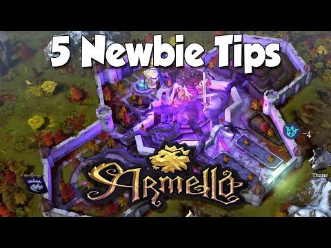 5 Newbie Tips | Armello