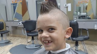 THIS HAIRCUT MAKES ME RUN FASTER | GREAT HAIR CUT AT GREAT CLIPS