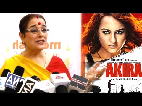Here\'s What Poonam Sinha Has To Say On Sonakshi S