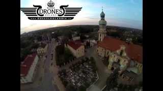 preview picture of video '2014-08-12 - TYCHY Kościół św. Marii Magdaleny Stare TYCHY, Osiedle B , Rynek'