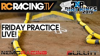 DXR Dirt Kings 2019 - Friday Practice LIVE