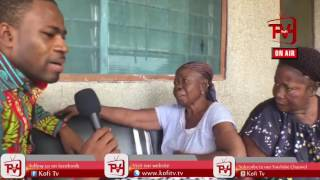 OBRONI DOMINIC BROWN FINALLY MEETS HIS FATHER BROWN #kofitvlive