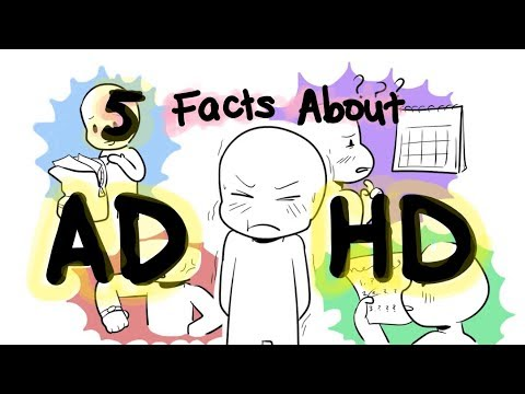 5 Interesting Facts About ADHD