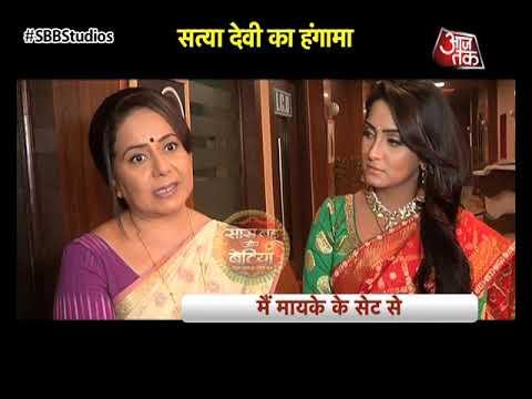Main Mayke Chali Jaungi: Satya Devi FIGHTS With Sa
