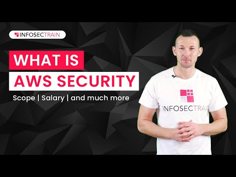 What is AWS Security ?   Scope of AWS Security   Salary Paid for ...