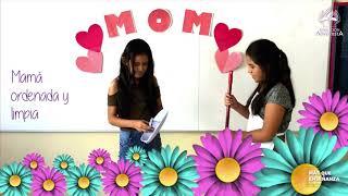 Reflexión de mamá en su día. Te amo mamá. ¡Feliz día de la madre!