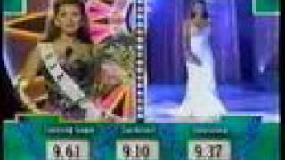 Aileen Leng Damiles @ Miss Universe 1996