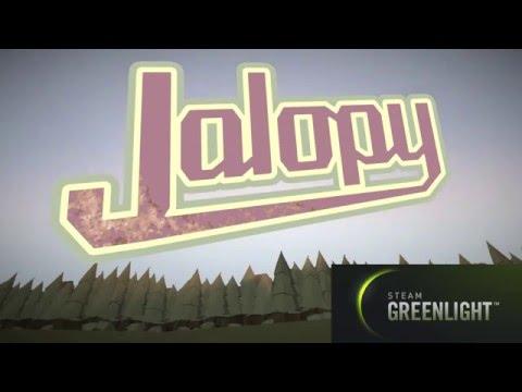 Jalopy - The Car Driving Road Trip Simulator Indie Game