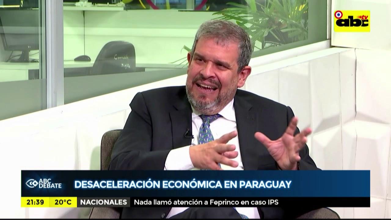 Desaceleración económica en el Paraguay