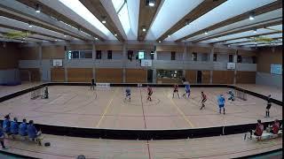 Tor 3:11 Frederik Brosien (Michal Hronsky) FBC Heidelberg vs Sportvg Feuerbach