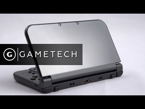 New 3DS XL Review - GameTech