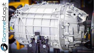 Electric Engine PRODUCTION - Audi e-tron MOTOR