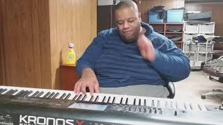 """""""Ride Like the Wind"""" (Christopher Cross) performed by Darius Witherspoon (1/26/18)"""