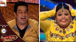 Bharti Singh Makes Judges CAN