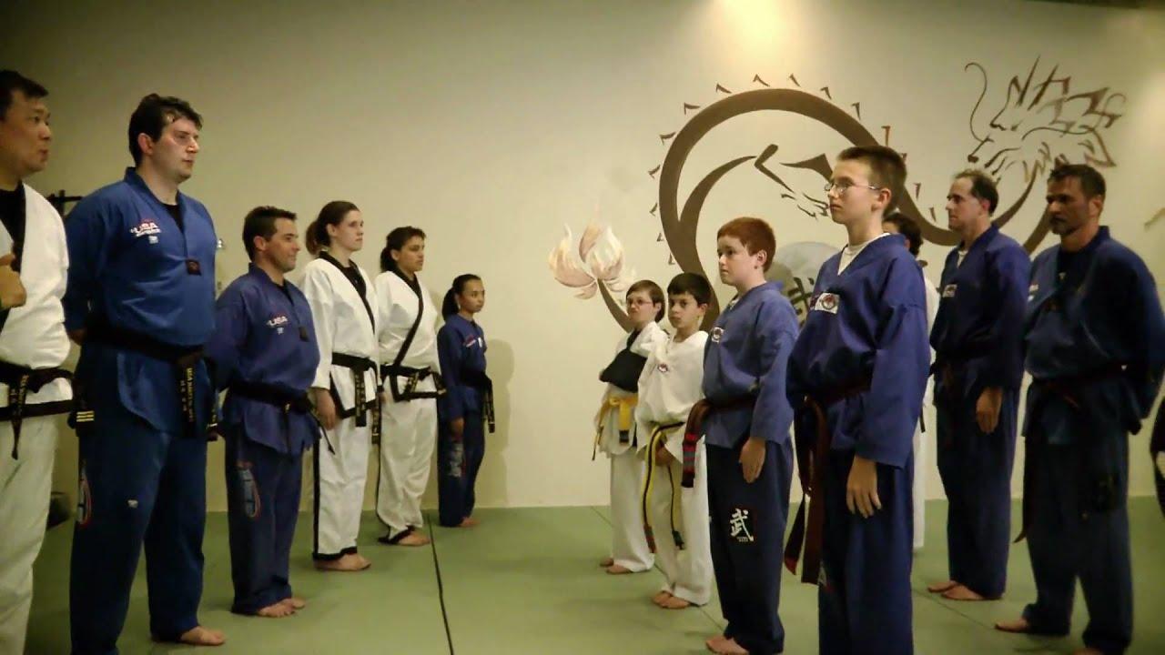 Martial Arts School Promo