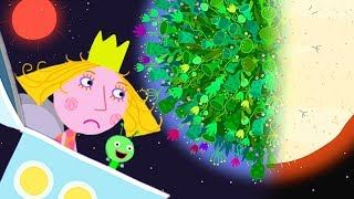 Ben and Holly's Little Kingdom | Aliens Have a Big Big Problem | 1Hour | HD Cartoons for Kids