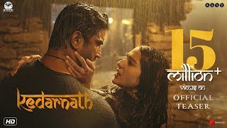 Kedarnath movie Teaser on 7th December