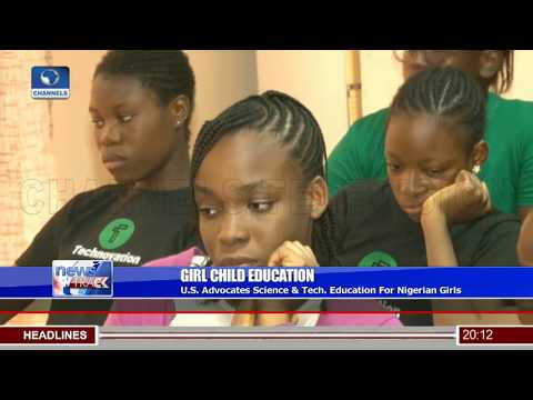US Embassy Hosts Technovation Competition For Girls