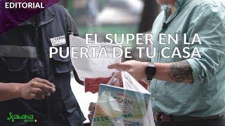 Así es comprar el súper por internet en México