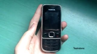 Nokia 2700 retro review (old ringtones, games [snake], themes, wallpapers...)