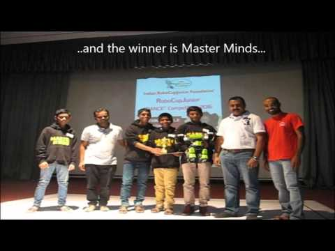Support our Robotics Champs