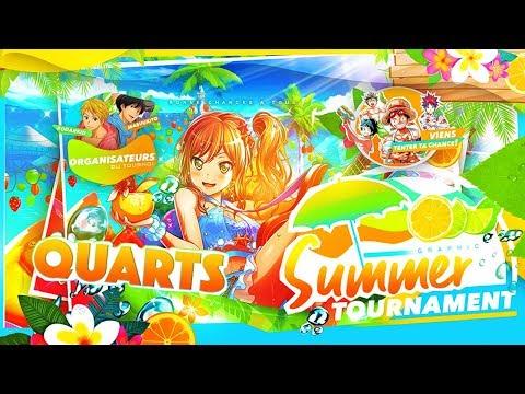 SUMMER TOURNAMENT | Résultat des Qualifications! (+Annonce du début de la Demi-Finale)