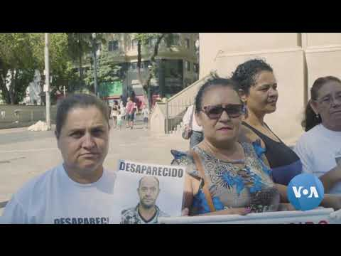 Brazilians Grapple with Soaring Disappearances