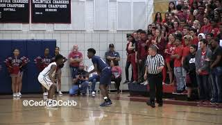 BATTLE OF TEMPE | McClintock vs Tempe | Josh Baker Drops 20 Points
