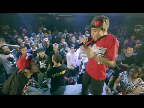 Bahay Katay - Righteous One Vs Mobb - Rap Battle @ Marsokerista