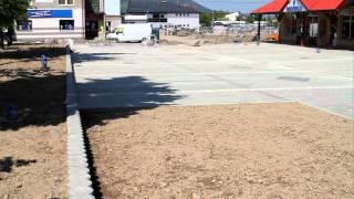 preview picture of video 'Rwitalizacja terenów komunalnych w Mszanie Dolnej'
