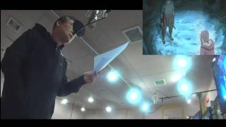 나루토 질풍전 이타치 예토전생 해제 녹음장면