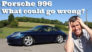 What's gone WRONG with my Porsche 911!?!