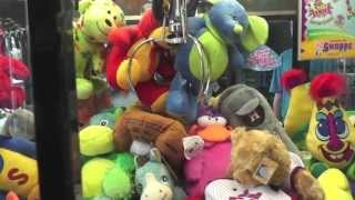 """Claw Machine """"Clawing"""" At Walmart And Tilt"""