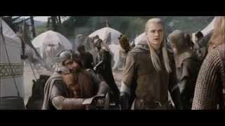 Legolas Speaking Parts