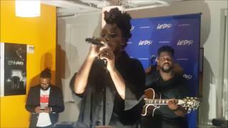 "Songstress, Ledisi Performs Her New Single, ""High"" In NYC   Parlé Mag"