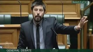 Green Mp Gareth Hughes On This Bare Minimum Government