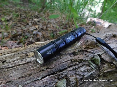 Litesam ED08 Flashlight Review