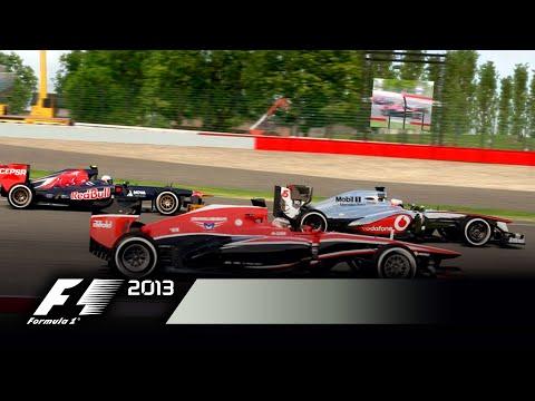 F1 2013 vyjde začátkem října
