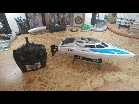 Contixo T2 Remote Control Speedboat Review