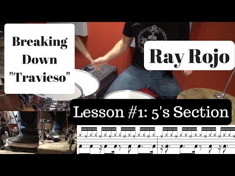 This video explains a tricky section of one of my original tunes.