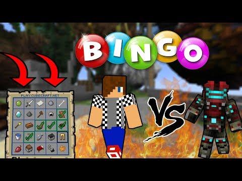 BINGO !!! - HRAJEME PROTI SOBĚ + DRUHÝ POHLED w/ Vendali